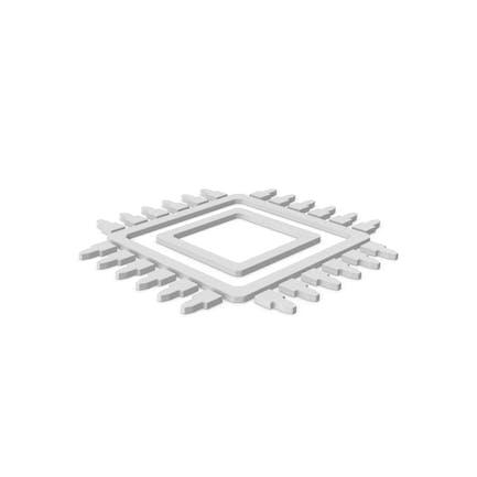 Microchip Symbol