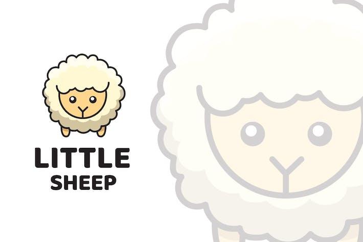 Thumbnail for Little Sheep Cute Logo Template