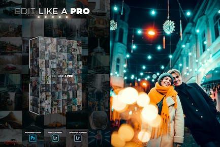 Edit Like A PRO 89th - Photoshop & Lightroom