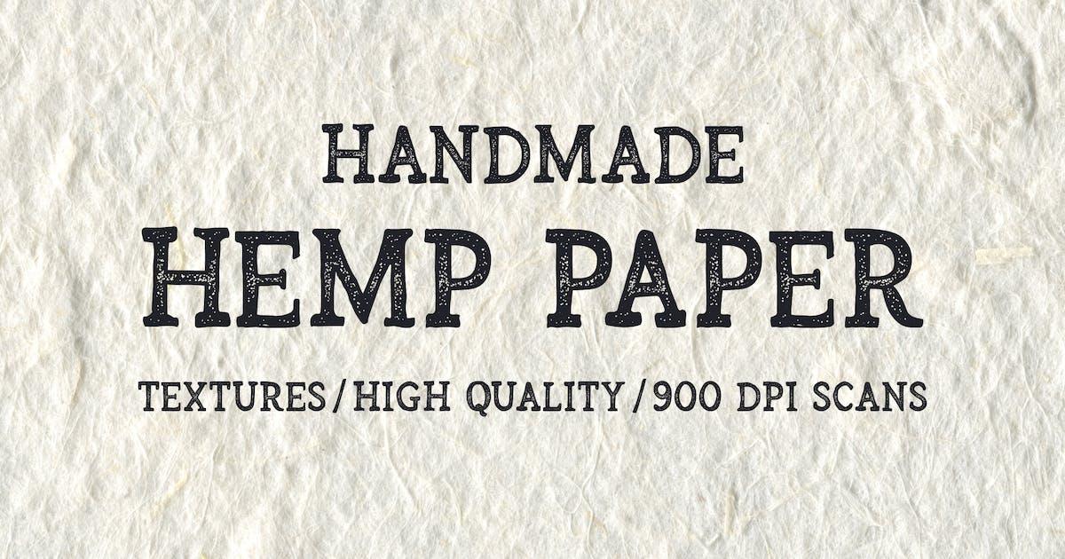 Download Handmade Hemp Paper Textures by WildOnes