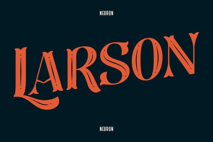 Thumbnail for Larson
