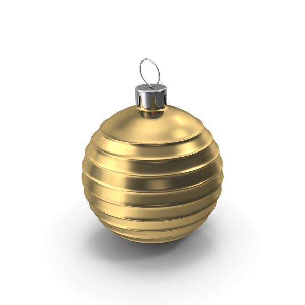 Рождественская елка Игрушка Золото