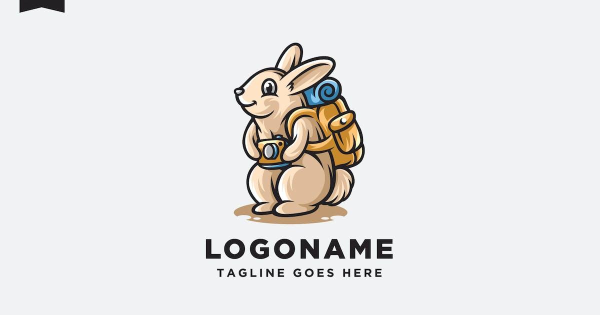 Download Adventure Rabbit Design Logo Character by sandewo