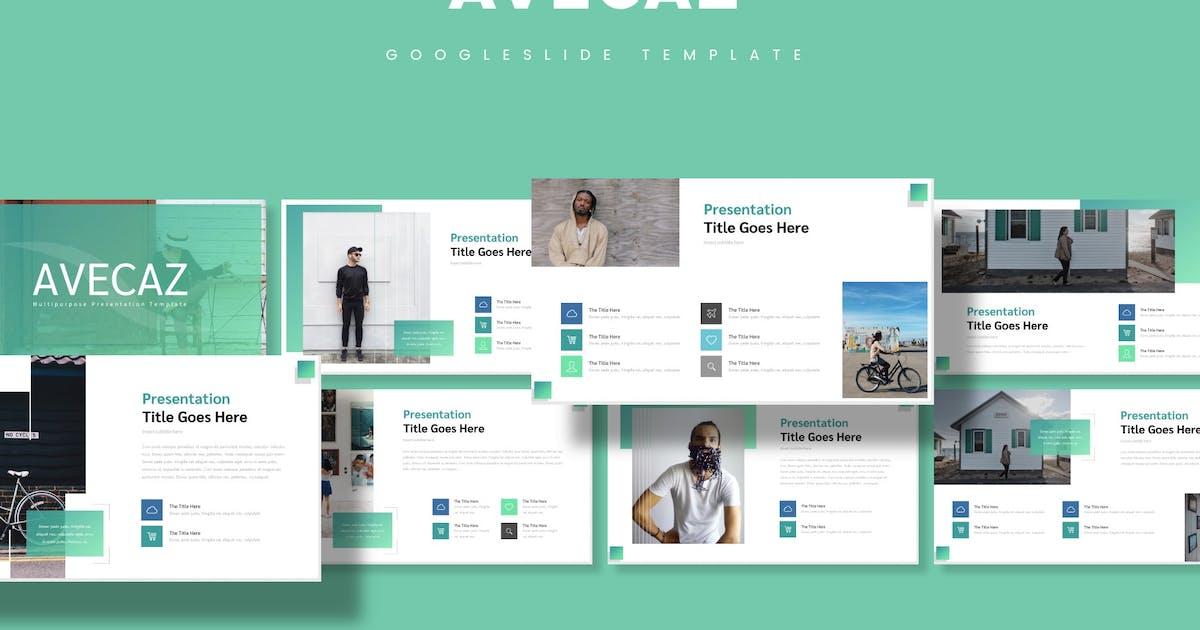 Download Avecaz - Google Slide Template by aqrstudio
