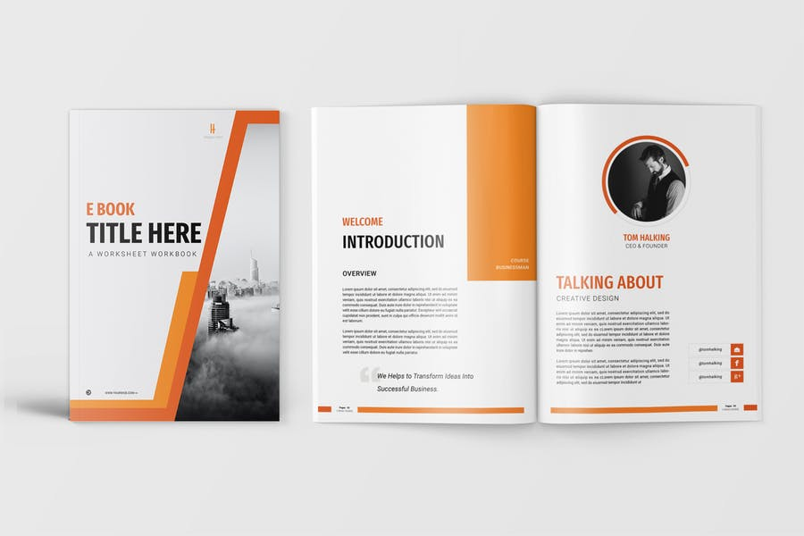 Zero - Ebook Brochure