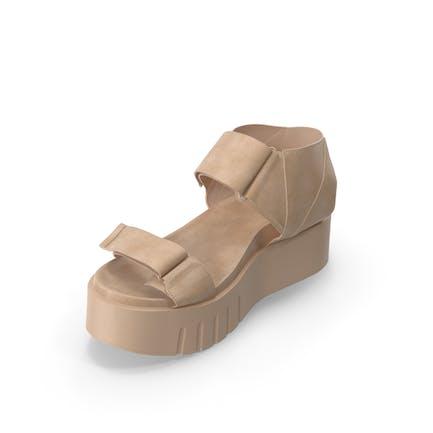 Women's Sandals Beige