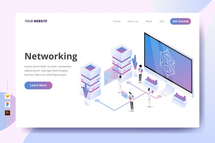 Thumbnail for Networking - Landing Page