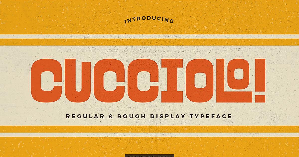 Download Cucciolo Typeface by miaodrawing