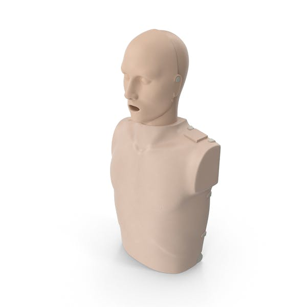 Cover Image for CPR Dummy