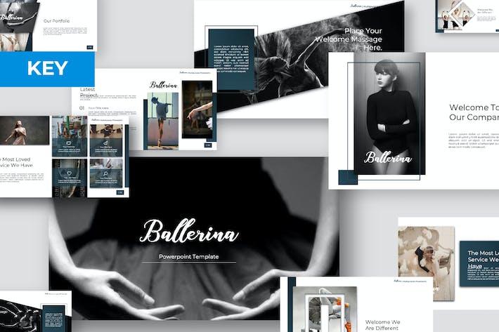 Thumbnail for Ballerina Keynote