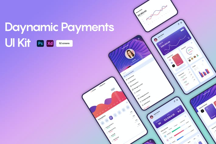 Thumbnail for Dynamic Payments - UI Kit