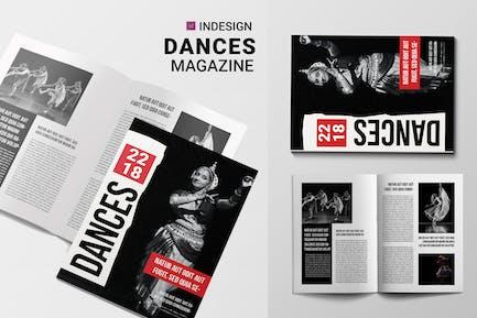 Dances   Magazine