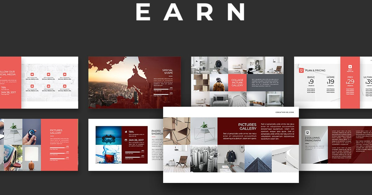 Download Earn Keynote by alitolama