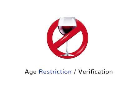 Premium Age Verification / Restriction