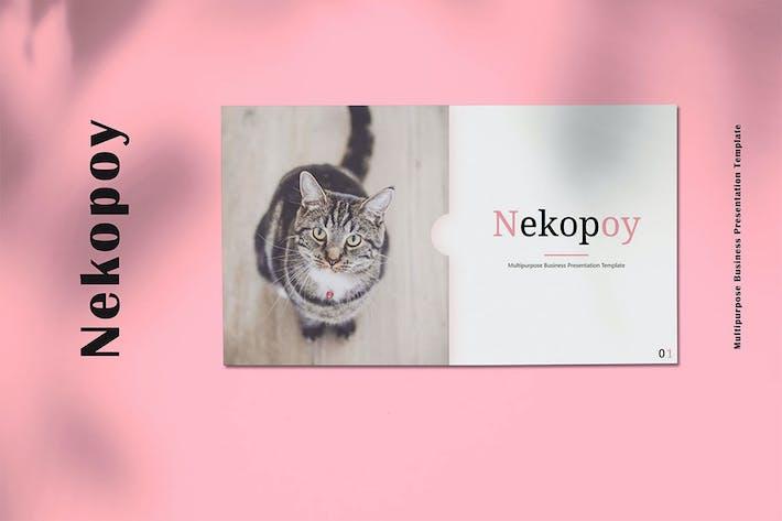 Thumbnail for Некопой - Многоцелевая презентация PowerPoint