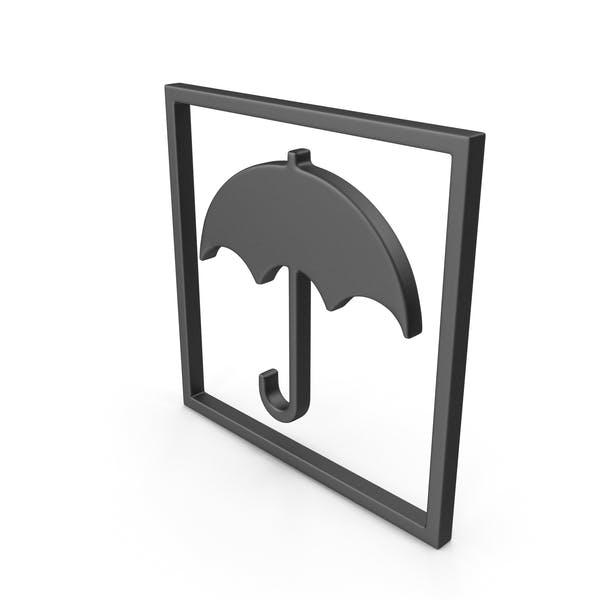 Packaging Symbol Umbrella