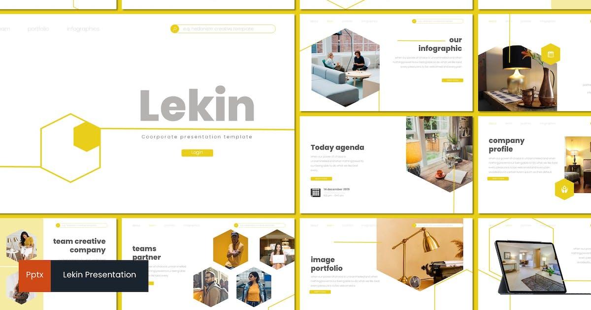 Download Lekin - Powerpoint Template by inspirasign