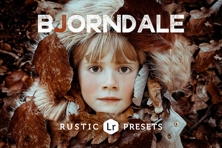 Thumbnail for Bjorndale Rustic Lightroom Presets