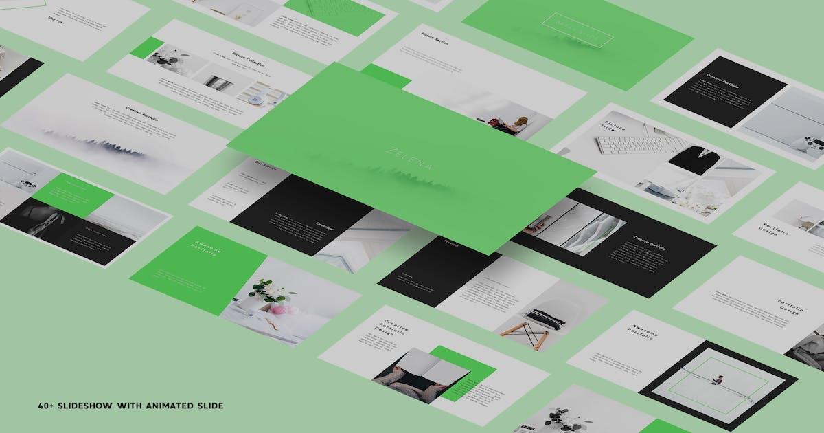 Download ZELENA. by celciusdesigns