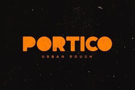 Portico Urban Rugueux