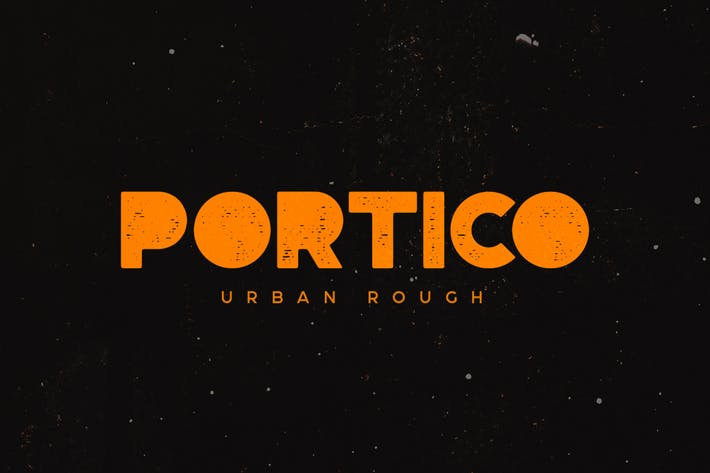 Portico Urban Rough