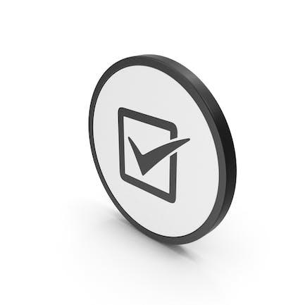 Icon Check Box