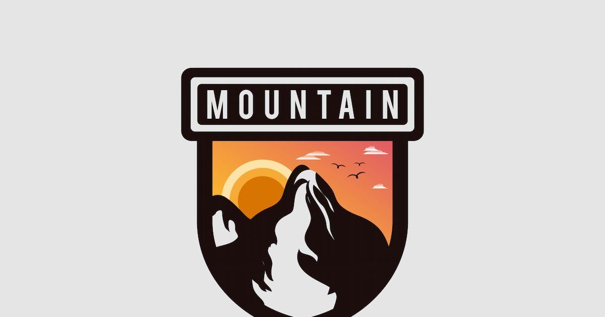 Download MOUNTAIN LOGO TEMPLATES by zerologicstudio