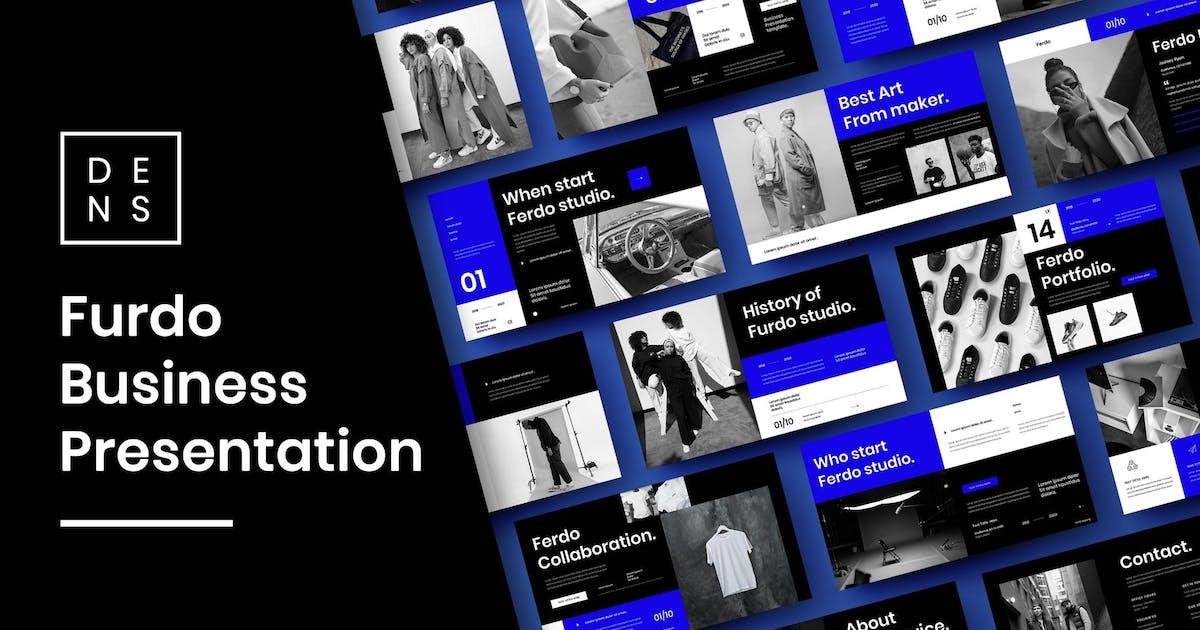 Download Furdo – Business PowerPoint Template by DensCreativeStudio