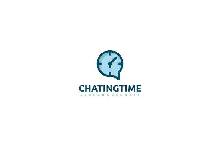 Thumbnail for Chat Time Logo