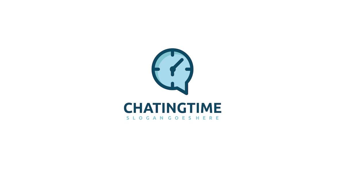 Chat Time Logo by 3ab2ou