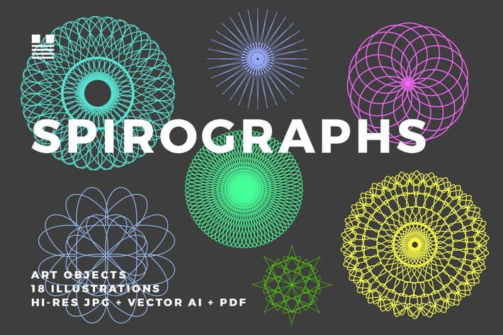 Thumbnail for Spirographs