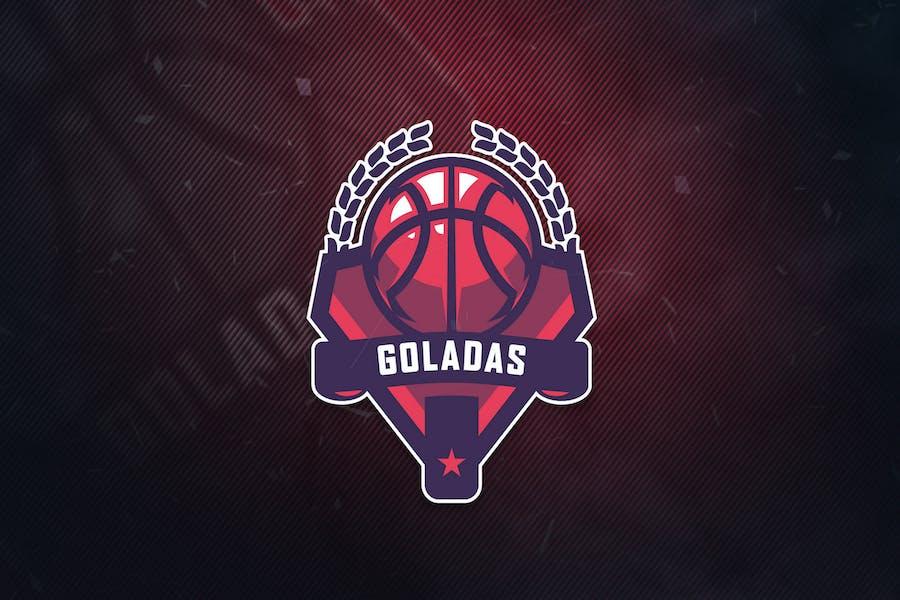 Goladas Sports Logo