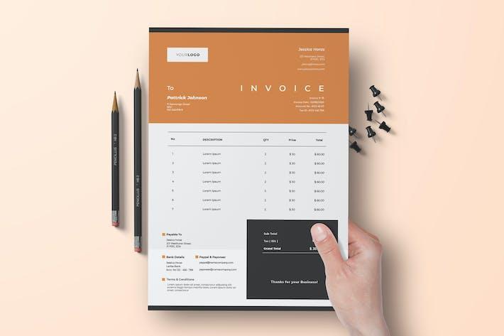 Invoice Vol. 20