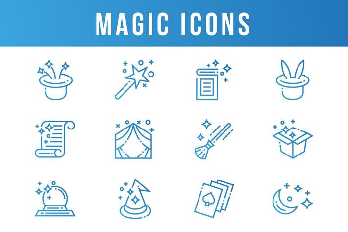 Thumbnail for Magic Icons