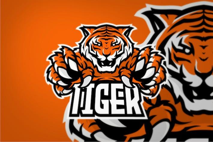 Thumbnail for Tiger Sport Logo