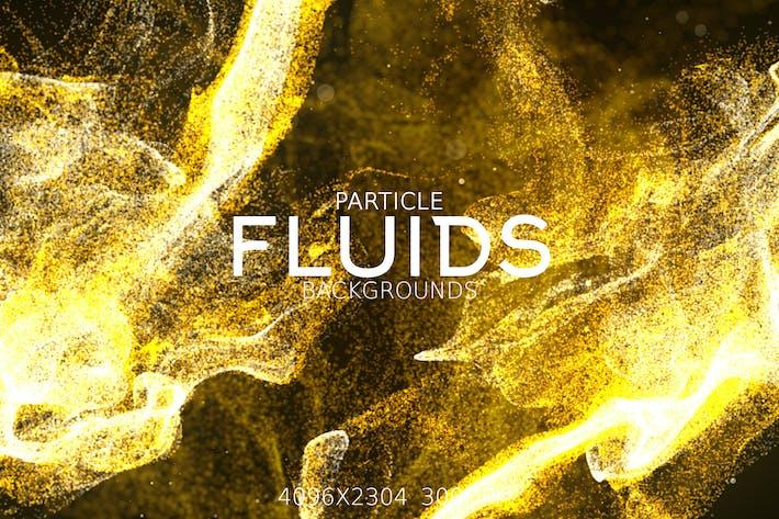 Thumbnail for Particle Fluids Backgrounds