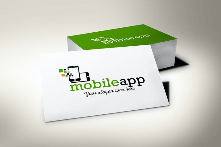 Cover Image For Mobile Apps Logo