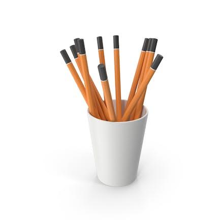 Bleistift-Cup