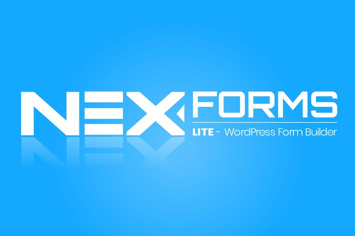 Thumbnail for NEX-Forms LITE - WordPress Form Builder Plugiciels