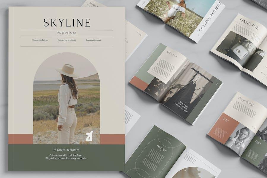 Skyline Business proposal