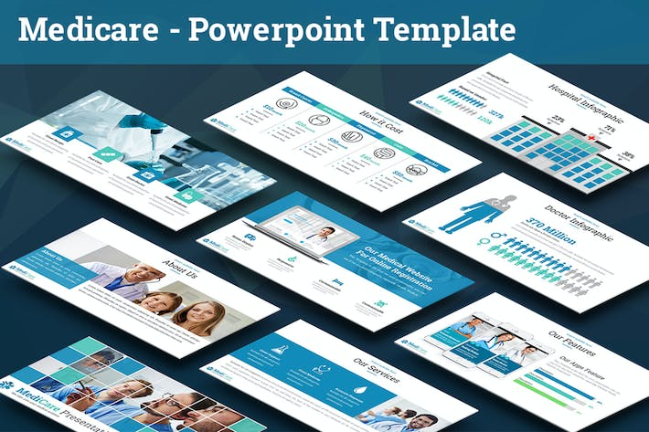 Download 39 powerpoint medical presentation templates thumbnail for medicare powerpoint template toneelgroepblik Image collections