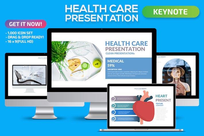 Thumbnail for Keynote по вопросам здравоохранения