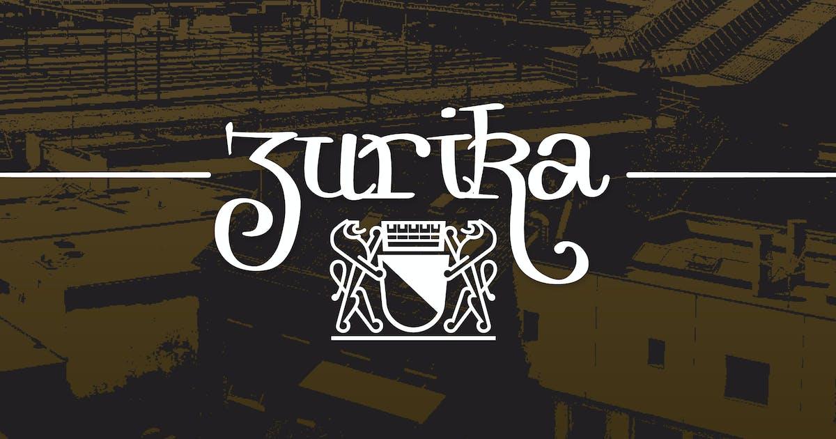 Download Zurika by Typogama