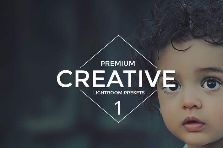 Cover Image For Creative 1 Lightroom Presets