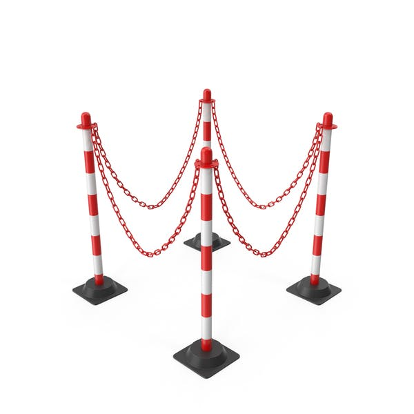 Post Chain Barricade