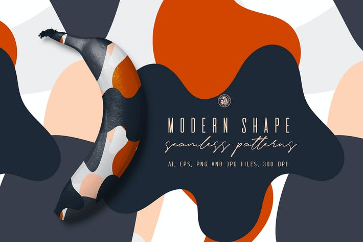 Thumbnail for Modern Shape Patterns