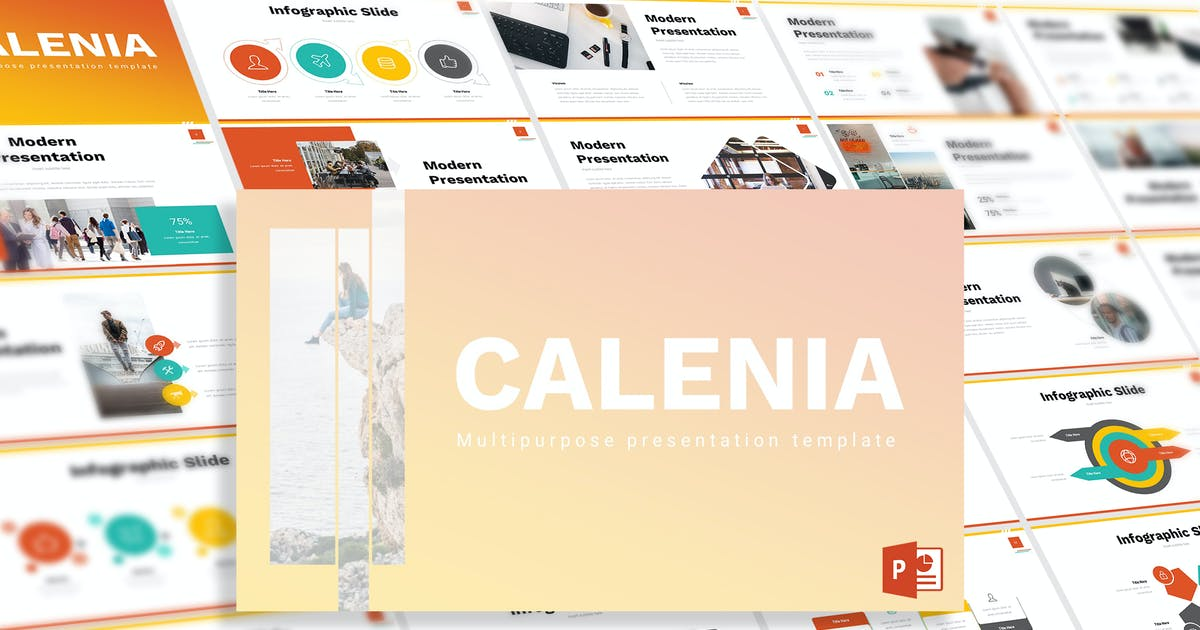 Download Calenia - Powerpoint Template by aqrstudio