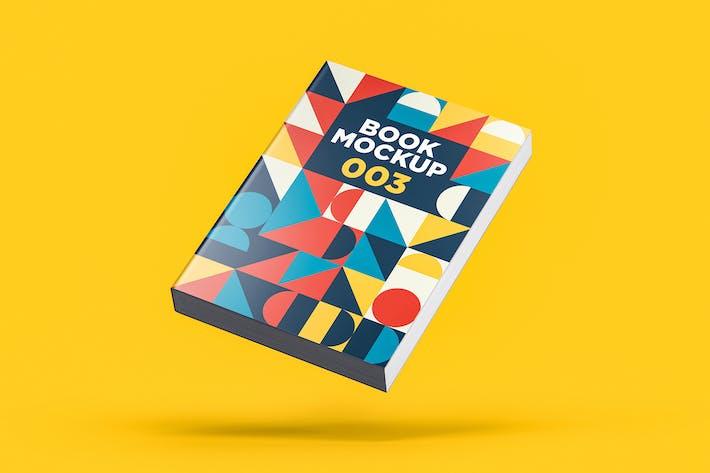 Thumbnail for Livre Mockup 003