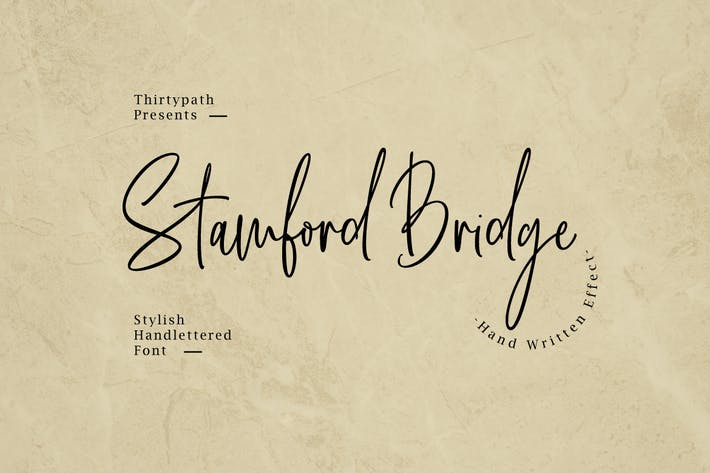 Thumbnail for Stamford Bridge Script