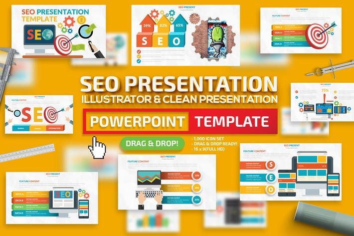 Thumbnail for SEO Powerpoint Presentation